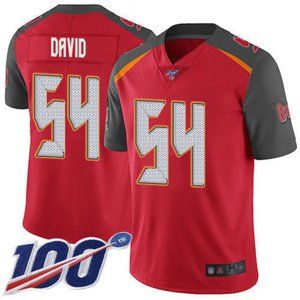 Tampa Bay Buccaneers Lavonte David 100th Jersey